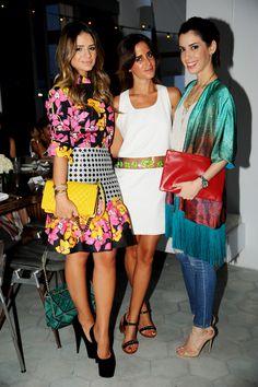 Thassia Naves e Camila Coutinho