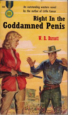 A cover gallery for Gold Medal Books Pulp Fiction Book, Fiction Novels, Romance Novels, Funny Memes, Hilarious, Thing 1, Book Title, Paperback Books, Childrens Books