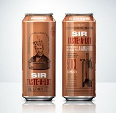 40 of the Best Beer Can Designs :: Design :: Galleries :: Paste