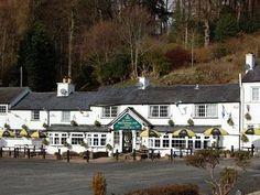 llangollen the britannia hotel - Google Search