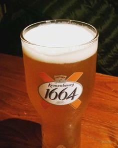 a pint of kronenbourg it is! #beerexperiment