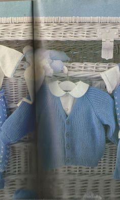 Tricotando para o Neném: Lindo casaquinho de tricô!!!  http://tricotando-para-o-nenem.blogspot.com.br/