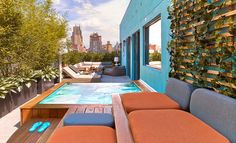 Rooftop Pools & Spas - Pool Construction | Diamond Spas