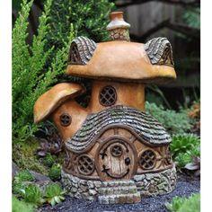Fairy Garden Mushroom House Georgetown Home & Garden http://www.amazon.com/dp/B00HK2BWNA/ref=cm_sw_r_pi_dp_-wUUvb03PBA6D