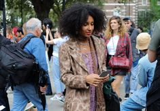 Black Women Afro Hairstyles 2017 FW Streets