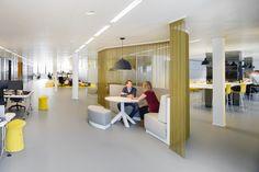 Gemeentekantoor Heerde (Town Hall) - Heerde, The Netherlands - Fokkema & Partners Architecten - Meeting area