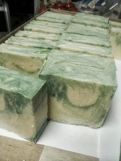Sea Salt Spa Bars  Invigorating Mineral by SunnyCaliforniaSoap, $6.50
