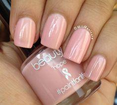 Nude pink - 'hope' by Beautyuk