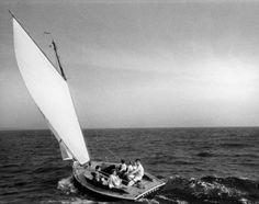 Kennedy's sailing