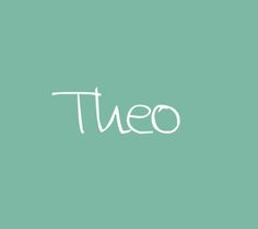 Unique greek and roman baby names! Thea for a baby girl <3