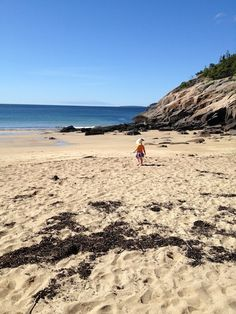 What to do with kids in Acadia National Park: it may be quite a hike from the nearest urban center or major airport, but this beautiful corner of downeast Maine offers families unlimited adventures, from bikes to boats to hiking trails and, if you're lucky, the earliest sunrise in the continental US!