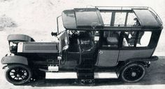 1911 Limousine by Labourdette (chassis 1563) for the Prince de Broglie