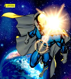Doctor Fate in The Brave and the Bold vol 3 #30