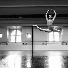 Russian Ballet Photographer Darian Volkova