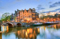 Dreamy Amsterdam