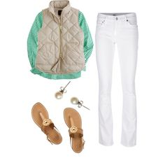 """""""Spring"""" by thevirginiaprep on Polyvore"""