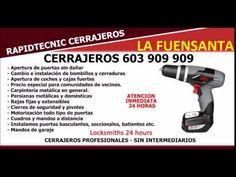 CERRAJEROS LA FUENSANTA VALENCIA 603 909 909