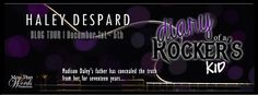 Radical Reads Book Blog: Blog Tour Diary of a Rocker's Kid (D.O.R.K. #1) by...