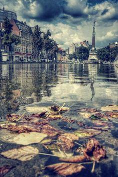 Brussels by Hatim Kaghat