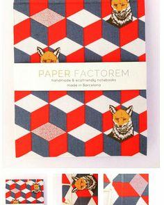 ¡Estad atentos,  muy pronto nuevas creaciones de Paper Factorem en www.landofpaper.es; no te las puedes perder!  Pay attention,  very soon new Paper Factorem notebooks at www.landofpaper.es!