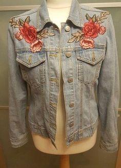 Kup mój przedmiot na #vintedpl http://www.vinted.pl/damska-odziez/kurtki/18439850-katana-naszywki-roze