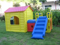 #outdoor plastic playhouse, #playhouse for kids, #plastic playhouse kids toys