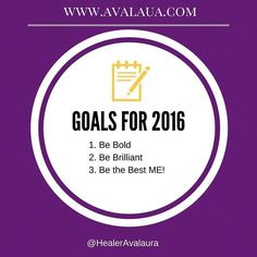 Happy New Year! What are your 3 goals? #newyear #newyou #2016 #goals
