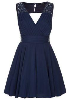 NIKITA - Vestito elegante - blu