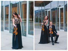 Amadeus Weddings : Classical Violin Wedding Duo //  Sugar Rush Photo + Video