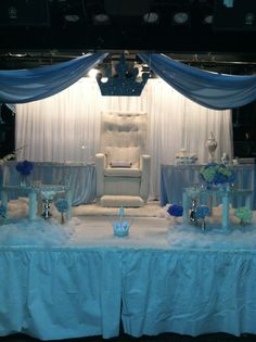 prince theme baby shower