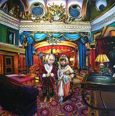 Painting by Caleb Weintraub  http://www.tfa.edu