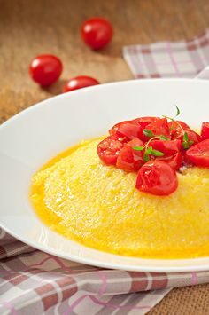 Northern Italian Recipe: Creamy Polenta