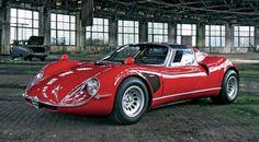 Alfa Romeo Tipo 33 Stradale...SWEET!!!