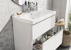 Meble łazienkowe/ bathroom furniture Look Collection Sink, Design, Home Decor, Sink Tops, Vessel Sink, Decoration Home, Room Decor, Vanity Basin, Sinks
