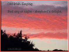 Irish Saying