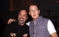 Paul McCartney & Billy Joel
