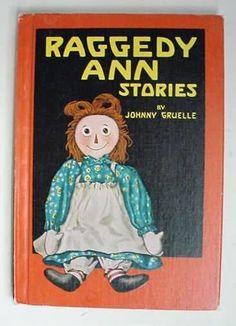 Raggedy Ann...I had this book.