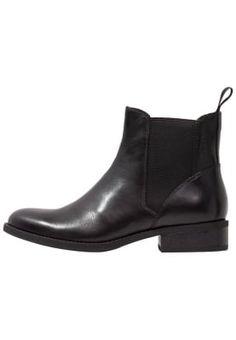 CARY - Ankelstøvler - black