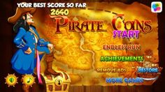 Pirate Coins 2013 - This is a swashbuckling game that involves treasure hunting and pirate ships. We were impressed with this game and, if this sounds like fun to you, this is definitely one game you need to add to your collection. It takes your average constant running and jumping game to a whole new level, by adding pirates, coin collecting, and seafaring themed obstacles. Click the image for our full review.
