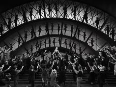42nd Street (1933) - first musical¸.•*´¨ I really liked it, but it's trite by today's standards. Even though it was done in 1980 and 2001, it's full of clichés. Depending on how jaded a viewer you are though, you could still get sucked in and love it❣