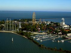 My family played a big part in the history of Cedar Point. They quite literally helped build the place and then became corporate big-wigs. Those were my stomping grounds from the day I was born till the day I moved away.
