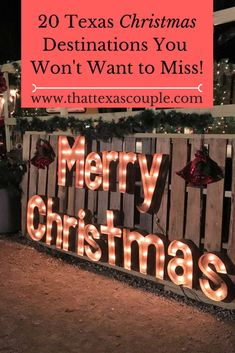 20 Texas Christmas Destinations You Won't Want to Miss Texas is never short on things to do, and that includes holiday celebrations. Check out this list of 20 Texas Christmas Destinations You Won't Want to Miss! Romantic Holiday Destinations, Christmas Destinations, Travel Destinations, Romantic Vacations, Christmas Travel, Holiday Travel, Christmas In Texas, Beach Holiday, Xmas