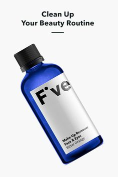 Make-Up Remover – Bitter Orange •With only 5 ingredients: Apricot Kernel Oil, Jojoba Oil, Argan Oil, Vitamin E and Essential Oil of Neroli.  •Organic & Vegan •No Surfactants •Gentle to your skin •Perfect for Oil Cleansing Method •#fiveskincare