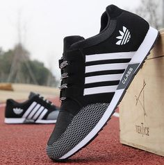 New Men 's Outdoor sports shoes Fashion Breathable Casual Sneakers running Shoes   eBay