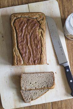 Gluten, Grain and Sugar-Free Banana Bread - Paleo Bread!