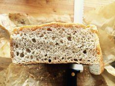 Gluten-free sourdough sandwich loaf