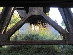 Train trestle, Macon, GA.