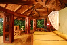 Costa Rica Vacation Package | Playa Nicuesa Rainforest Lodge AccommodationsPlaya Nicuesa Rainforest Lodge