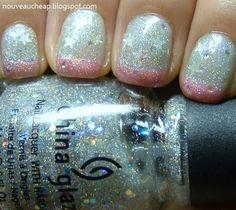 Nouveau Cheap: My Little Twin Stars manicure
