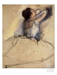 The Dancer, 1874 Giclee Print by Edgar Degas at Art.co.uk